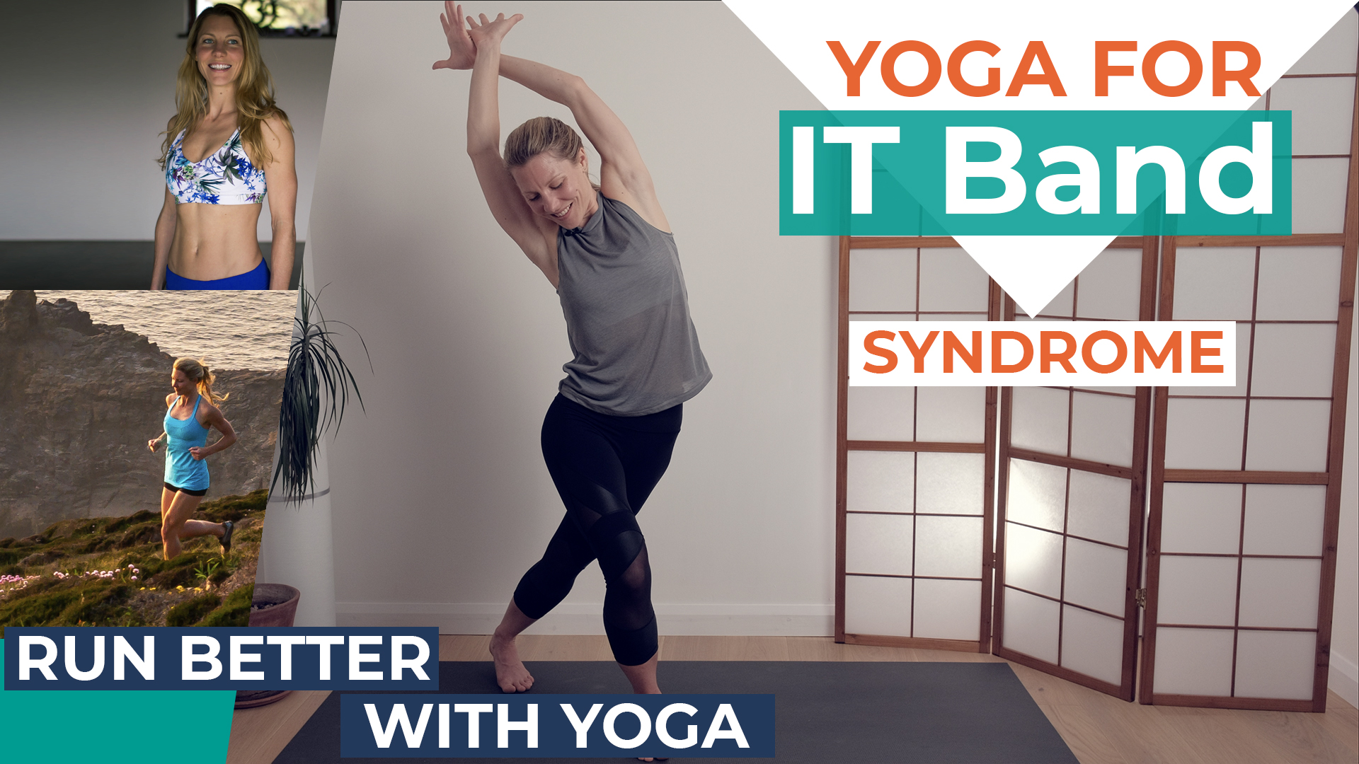 yoga for IT band syndrome